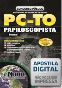 Baixar Apostila Concurso Polícia Civil – TO – Papiloscopista pdf, epub, eBook
