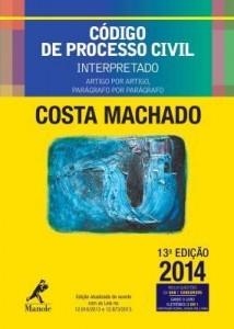 Baixar Código de Processo Civil Interpretado – Artigo Por Artigo, Parágrafo Por Parágrafo – 13ª Ed. 2014 pdf, epub, ebook