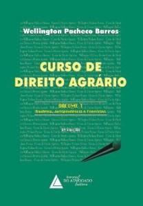 Baixar CURSO DE DIREITO AGRÁRIO VOL.01 pdf, epub, eBook