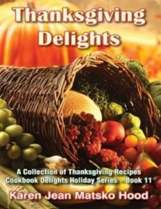 Baixar Thanksgiving delights cookbook pdf, epub, ebook