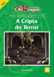 Baixar A Cripta do Terror pdf, epub, eBook