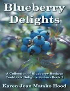 Baixar Blueberry delights cookbook pdf, epub, ebook