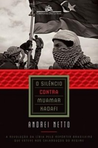 Baixar O silêncio contra Muamar Kadafi pdf, epub, eBook