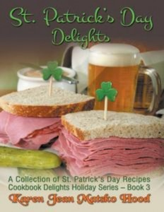 Baixar St. patricks day delights cookbook pdf, epub, ebook