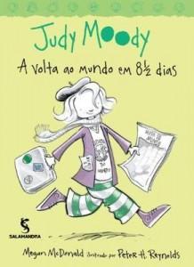 Baixar Judy Moody – A volta ao mundo em 8 1/2 dias pdf, epub, eBook
