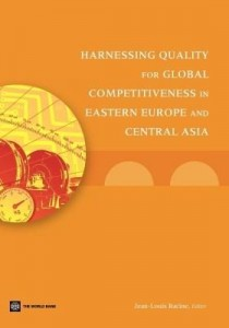Baixar Harnessing Quality for Global Competitiveness in Eastern Europe and Central Asia pdf, epub, eBook