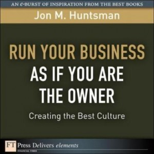 Baixar Run Your Business as if You Are the Owner: Creating the Best Culture pdf, epub, ebook