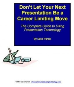 Baixar Don't Let Your Next Presentation Be a Career Limiting Move – The Complete Guide to Using Presentatio pdf, epub, eBook