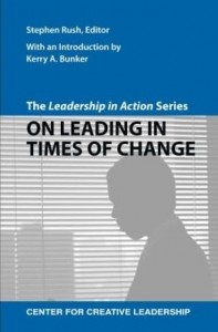 Baixar The Leadership in Action Series: On Leading in Times of Change pdf, epub, eBook