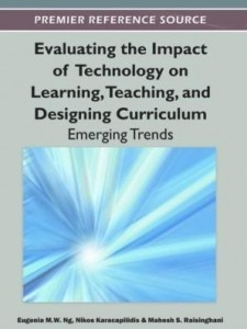 Baixar Evaluating the Impact of Technology on Learning, Teaching, and Designing Curriculum pdf, epub, eBook
