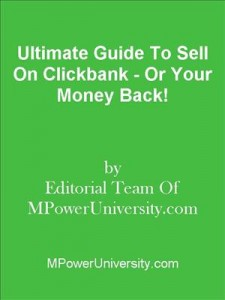 Baixar Ultimate guide to sell on clickbank – or your pdf, epub, eBook