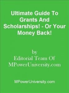 Baixar Ultimate guide to grants and scholarships! – or pdf, epub, eBook