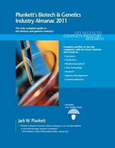 Baixar Plunkett's Biotech & Genetics Industry Almanac 2011: Biotech & Genetics Industry Market Research, St pdf, epub, eBook
