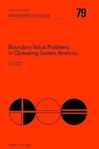 Baixar Boundary Value Problems in Queueing System Analysis pdf, epub, eBook
