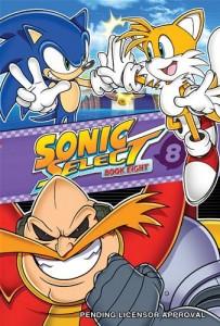 Baixar Sonic select book 8 pdf, epub, eBook