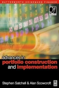 Baixar Advances in Portfolio Construction and Implementation pdf, epub, eBook