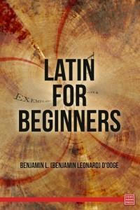 Baixar Latin for beginners pdf, epub, ebook