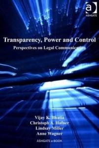 Baixar Transparency, Power, and Control pdf, epub, eBook
