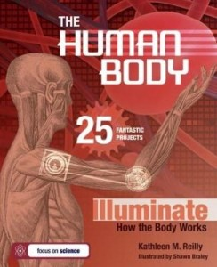 Baixar The Human Body: 25 Fantastic Projects Illuminate How the Body Works pdf, epub, eBook