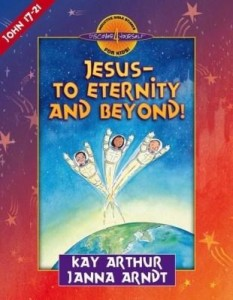 Baixar Jesus–To Eternity and Beyond!: John 17-21 pdf, epub, eBook