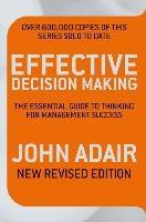 Baixar Effective Decision Making pdf, epub, eBook