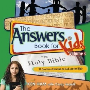 Baixar Answers Book for Kids Volume 3: 22 Questions from Kids on God and the Bible pdf, epub, eBook