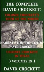 Baixar Complete david crockett: colonel crockett's pdf, epub, eBook