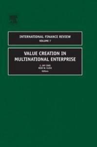 Baixar Value Creation in Multinational Enterprise pdf, epub, ebook
