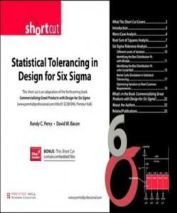 Baixar Statistical Tolerancing in Design for Six Sigma (Digital Short Cut) pdf, epub, eBook