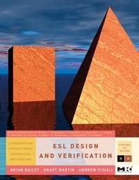 Baixar Esl Design And Verification: A Prescription For Electronic System Level Methodology pdf, epub, eBook