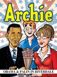 Baixar Archie: obama & palin in riverdale pdf, epub, eBook