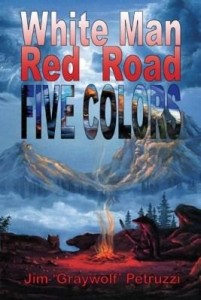 Baixar White Man Red Road Five Colors pdf, epub, eBook