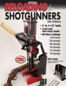 Baixar Reloading for Shotgunners pdf, epub, ebook