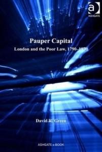 Baixar Pauper Capital: London and the Poor Law, 1790-1870 pdf, epub, eBook