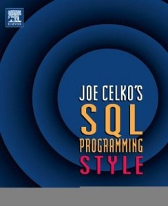 Baixar Joe Celko's SQL Programming Style pdf, epub, eBook