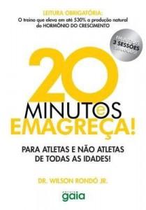 Baixar 20 Minutos e Emagreça! pdf, epub, ebook