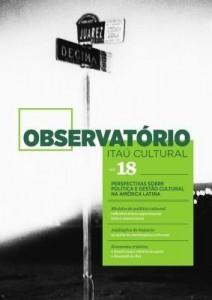 Baixar Revista Observatório Itaú Cultural – N. 18 pdf, epub, eBook