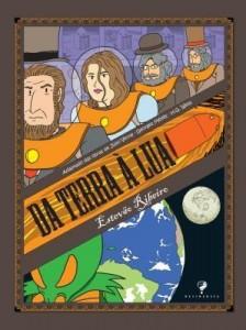 Baixar Da Terra À Lua pdf, epub, eBook