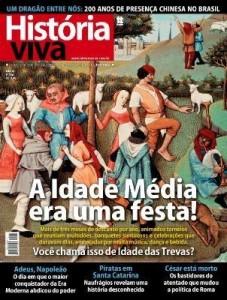 Baixar Revista História Viva 106 pdf, epub, ebook