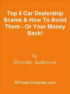 Baixar Top 5 car dealership scams & how to avoid them – pdf, epub, eBook