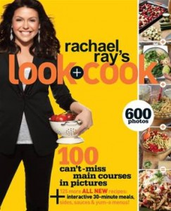 Baixar Rachael ray's look + cook pdf, epub, eBook