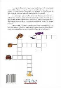 Baixar Programa de Intervenção com as Dificuldades Ortográficas pdf, epub, eBook