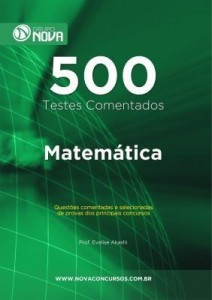 Baixar 500 Testes de Matemática pdf, epub, eBook
