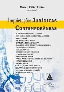 Baixar INQUIETAÇÕES JURÍDICAS CONTEMPORÂNEAS pdf, epub, eBook