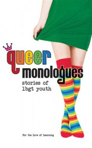 Baixar Queer monologues pdf, epub, eBook