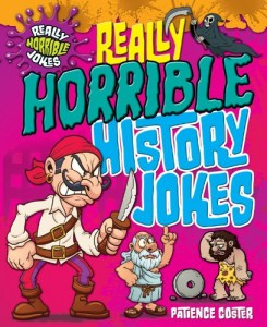 Baixar Really horrible history jokes pdf, epub, eBook