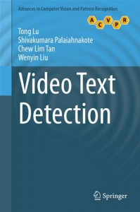 Baixar Video text detection pdf, epub, eBook