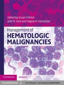 Baixar Management of hematologic malignancies pdf, epub, eBook