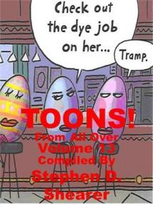 Baixar Toons! volume 13 pdf, epub, eBook