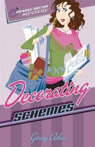 Baixar Decorating schemes (deadly decor mysteries book pdf, epub, eBook